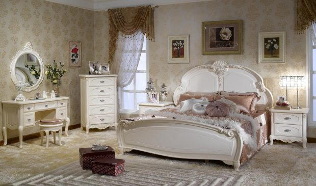 How To Create A Creating Parisian Style Bedroom