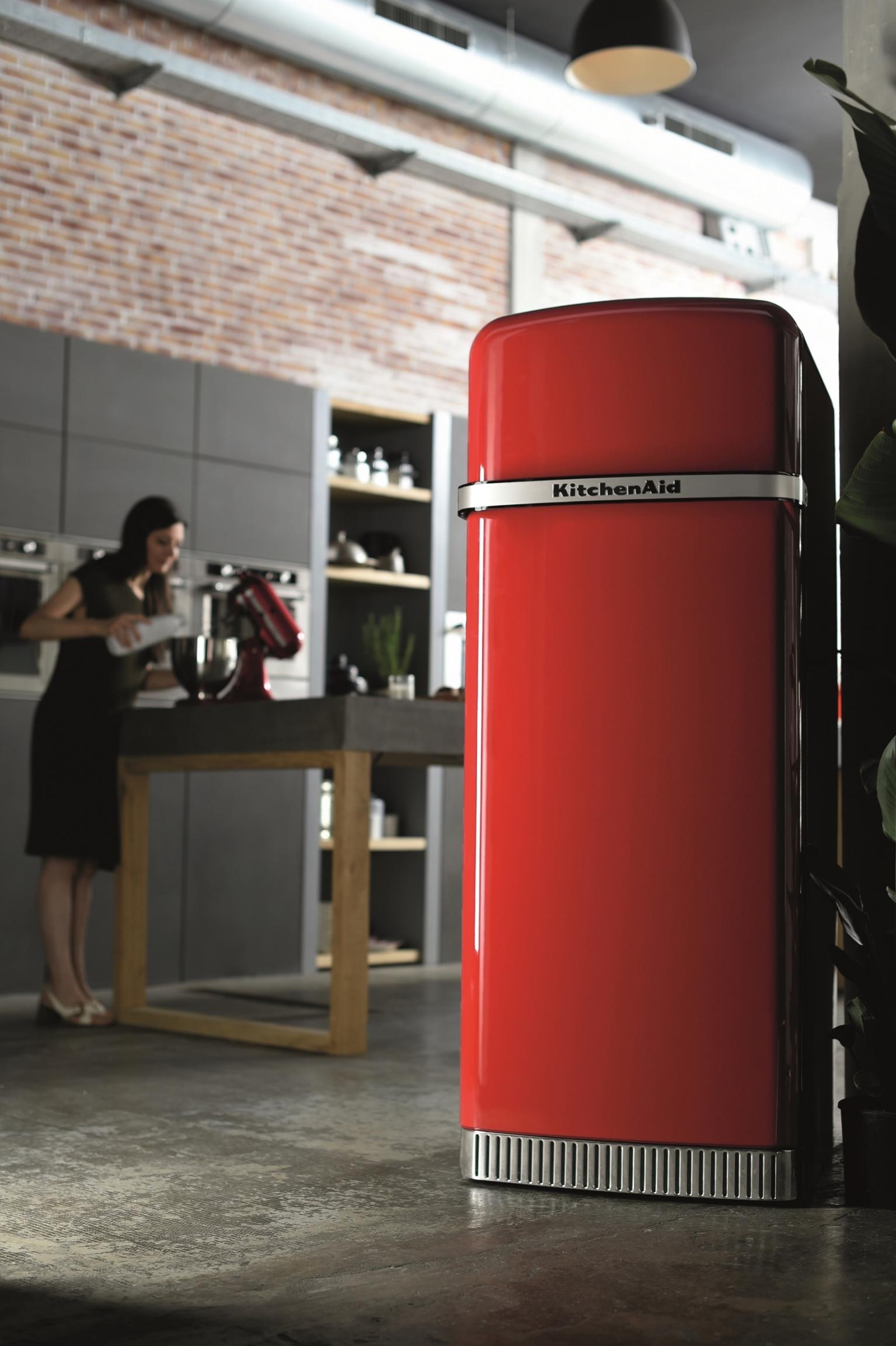 KitchenAid iF Design Award to Iconic Fridge  HA
