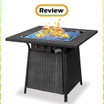 Blue Rhino Uniflame Endless Summer Propane Fire Pit Table Review