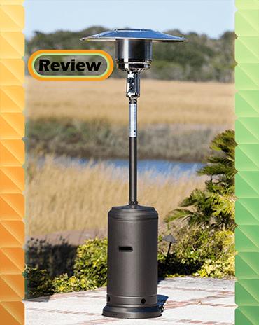 Golden Flame 46,000 BTU Patio Heater Review