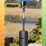 Golden Flame 46,000 BTU Patio Heater Review