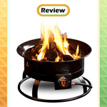 Outland Firebowl 893 Deluxe Portable Propane Gas Fire Pit Review