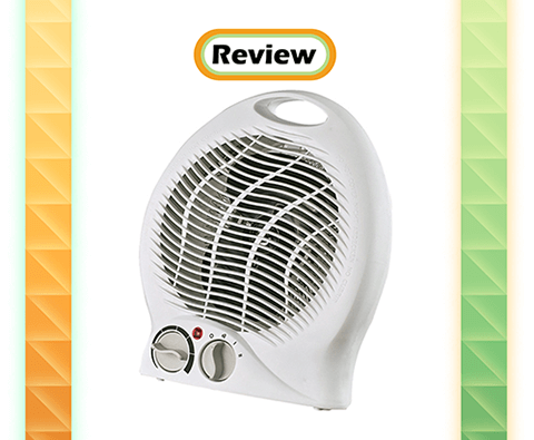 Review: Optimus H-1322 Portable 2-Speed Fan Heater