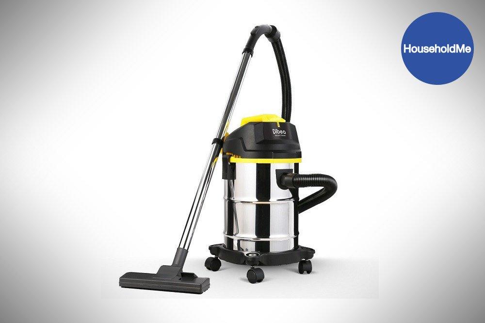 Dibea 5 Gallon Wet Dry Floor Vacuum Cleaner Review Model