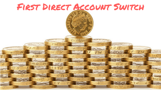 first direct account switch