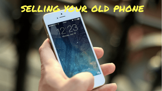 best place to sell your old phone