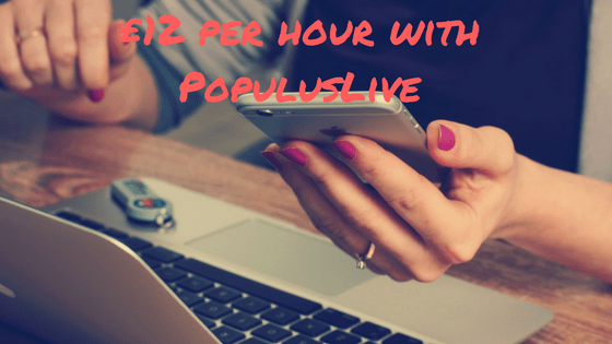 populuslive review. Making money from surveys