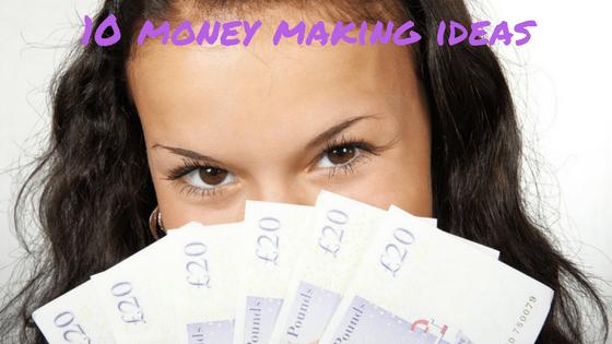 10 ways to earn money