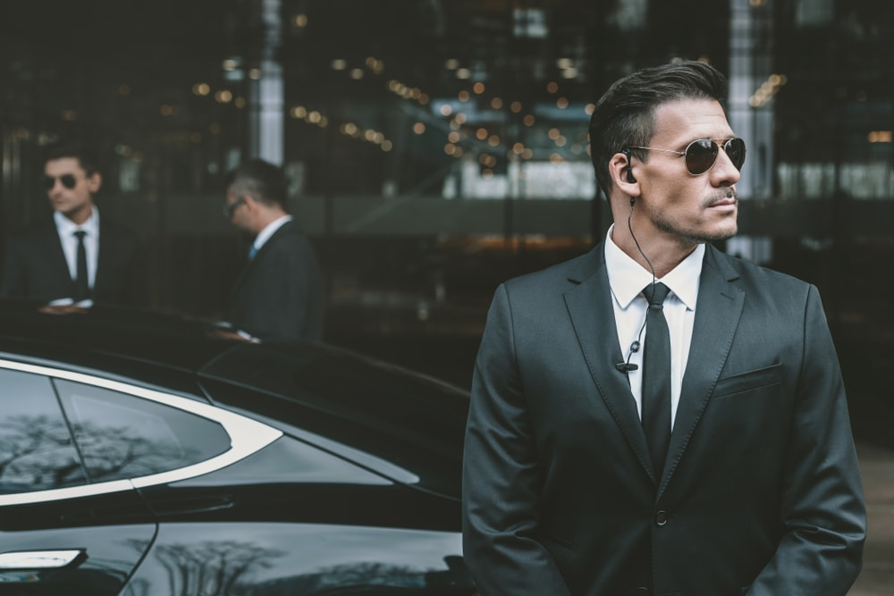 Close Protection Hire