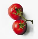 Cherry tomatoes for a caprese salad, perfect for a summers day