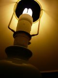 Use a CFL light bulb to save energy, even in your lamp shades
