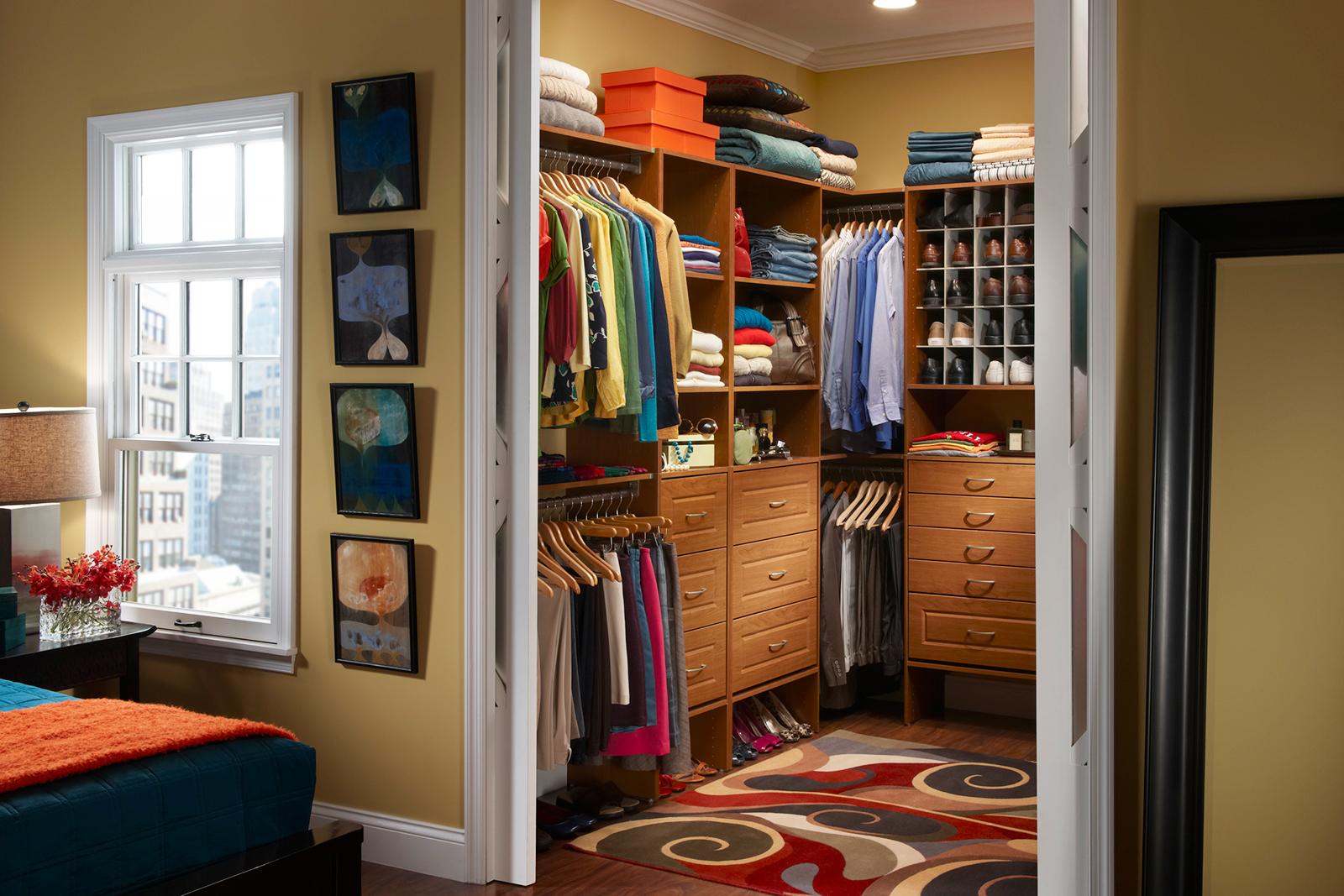 Master Closet Layout Organizing Your Master Closet