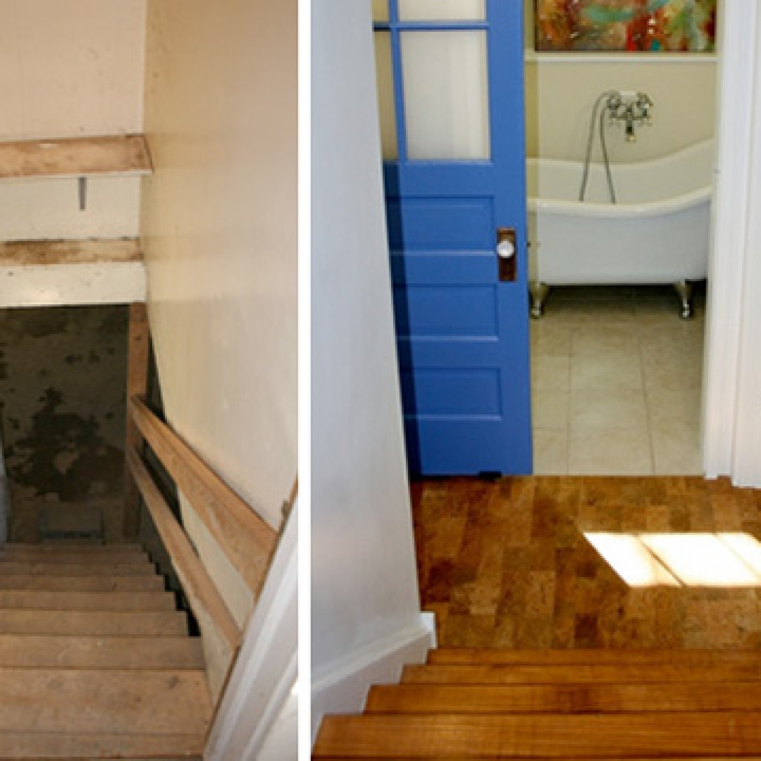 How To Remodel A Dark Basement Remodeling Before After | Basement Stairs In Middle Of Kitchen | Open Plan | Square Shaped | Finished | Galley | Ranch
