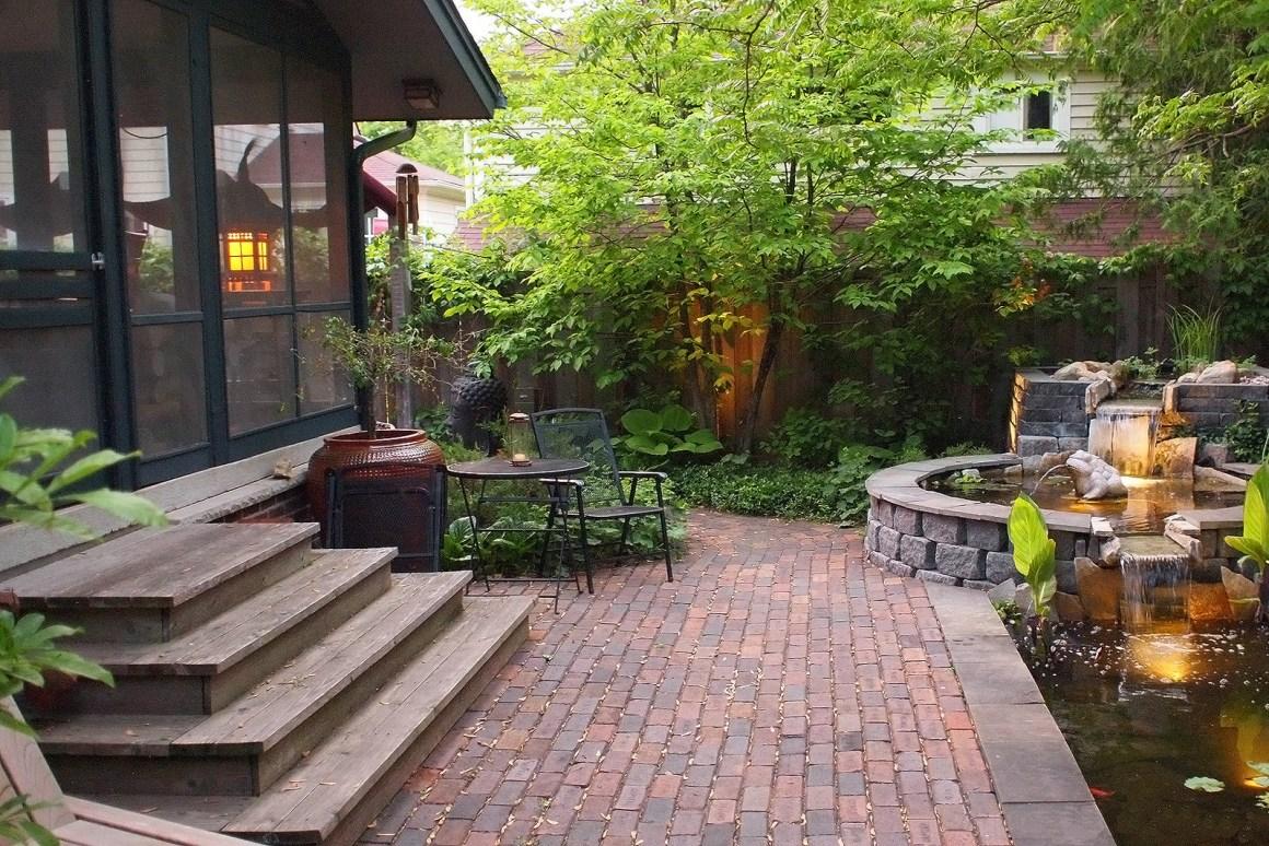 paver patio ideas | stone patio ideas | houselogic
