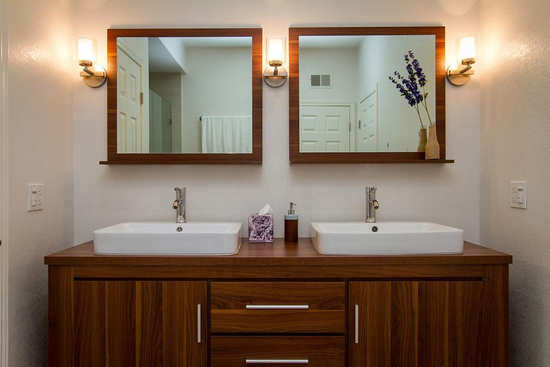 Bath Vanities and Cabinets  Bathroom Cabinet Ideas