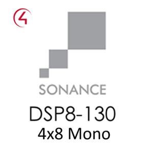 HouseLogix. Sonance DSP8-130 Mono Control4 Driver