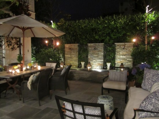 22patio at night