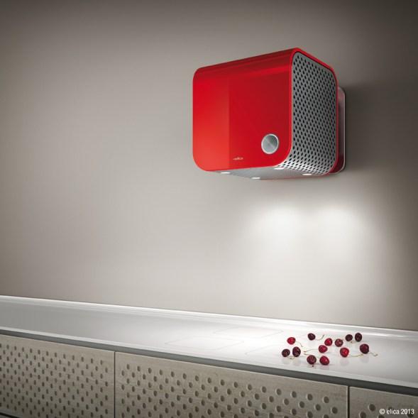 Cappa Elica 35CC Dynamique red