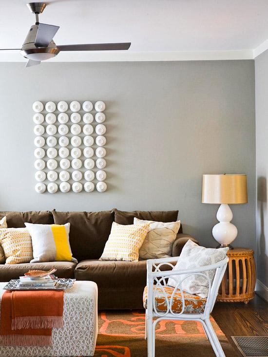 15 idee low cost per decorare le pareti vuote di casa for Idee per decorare pareti di casa