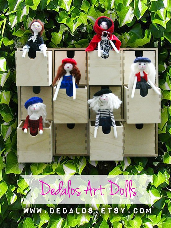 Spring Party - Dedalos Art Dolls