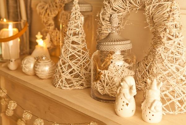 Natale chic e luminoso con le decorazioni zara home Zara home accessori casa 93cfabb509e