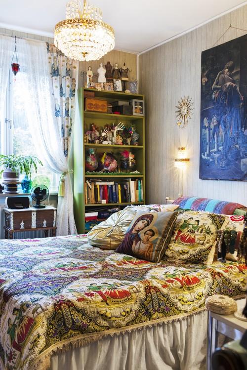 FOTO 23 camera letto oriente