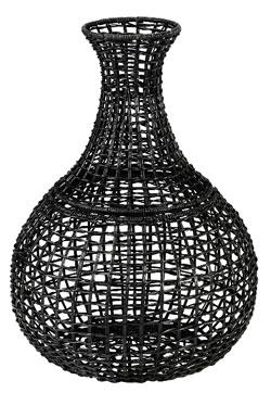 FOTO 6 ikea India vaso nero