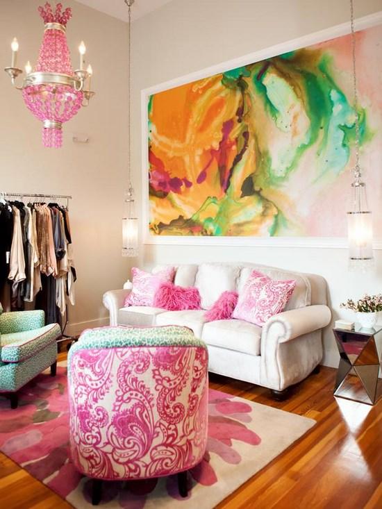 Combinazioni e abbinamenti colori per il living for Combinazioni colori arredamento