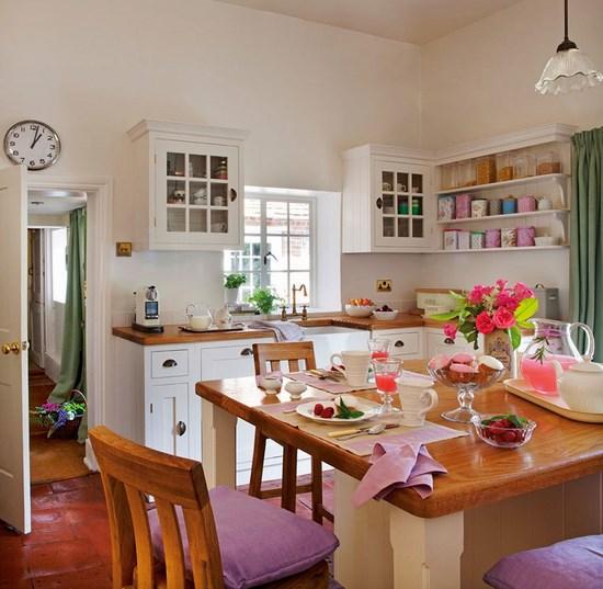 Arredamento in stile inglese in casa hampshire for Piani di casa cottage inglese