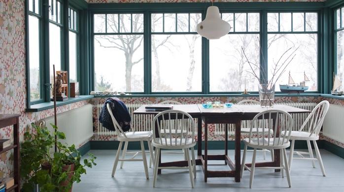 Sale Da Pranzo Usate.Arredamento Nordico E Idee Per La Sala Da Pranzo