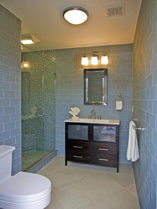 Arredare la stanza da bagno in stile marinaro on Stanza Da Bagno  id=97608
