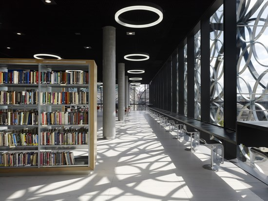 Biblioteca Birmingham Christian Richters ph