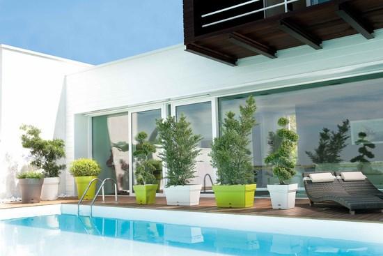 Collezione Samba Idea terrazzo