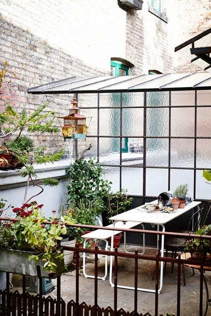 giardini terrazzi città