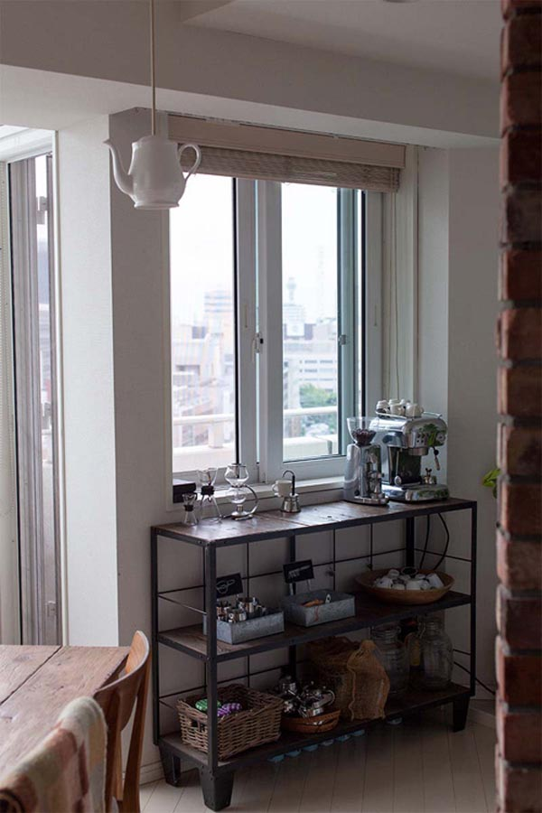caffetteria in casa 7