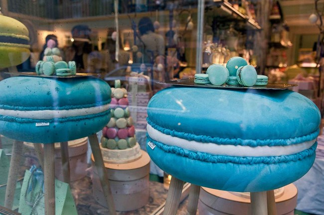 makastool laduree milano design week sgabelli macaron 3 Copia