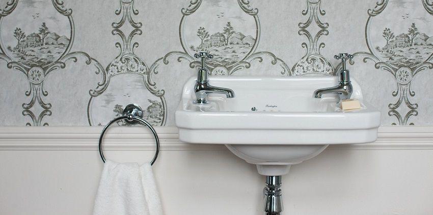 Bagno stile inglese la collezione da bagno Edwardian