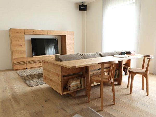Come organizzare gli spazi in un appartamento piccolo for Piano scrivania