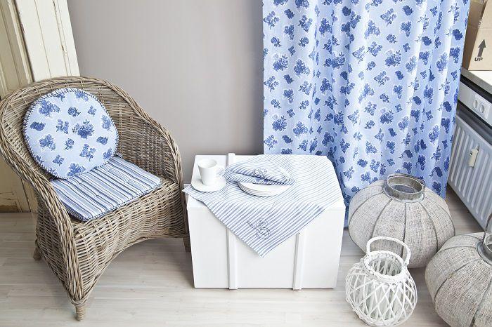 Consigli per arredare la camera da letto in blu - Camera letto mare ...