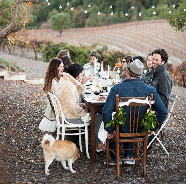 conversazione a tavola amici argomenti