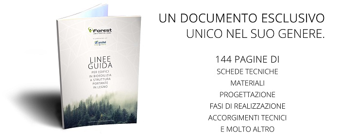 linee guida bioedilizia gruppo forest