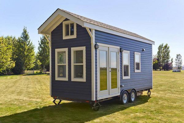 Tiny house case piccole per vivere in grande house mag for Piccole case a prezzi accessibili