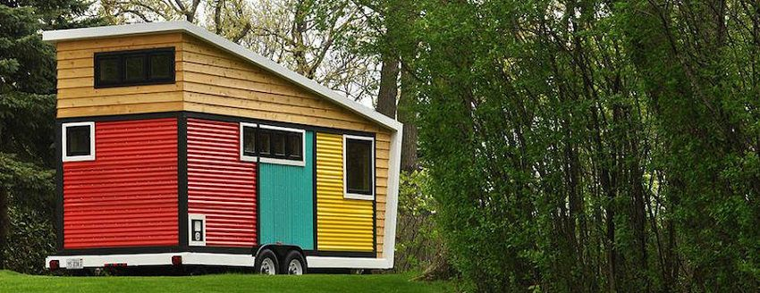 tiny house case piccole per vivere in grande house mag