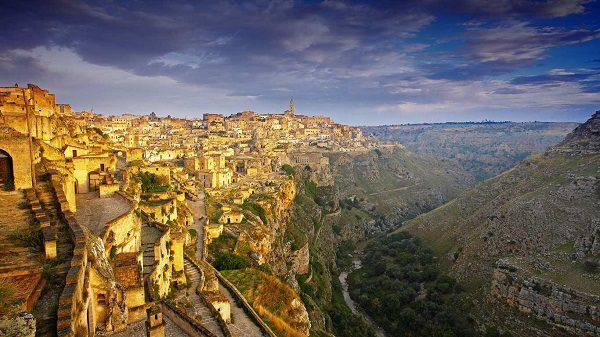 Panorama Matera Design Weekend