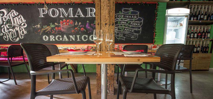 ristorante Pomo Orgānico Rio de Janeiro