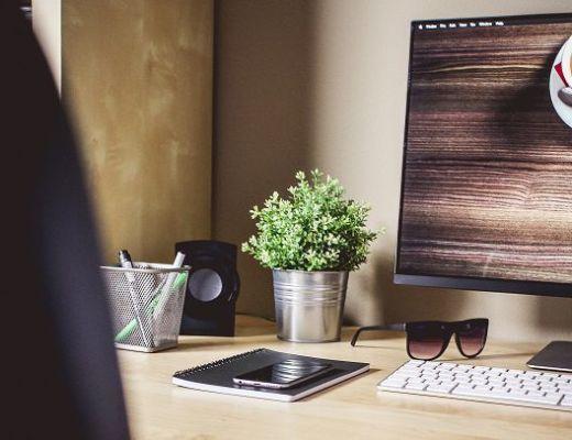ufficio in casa spazio lavorativo