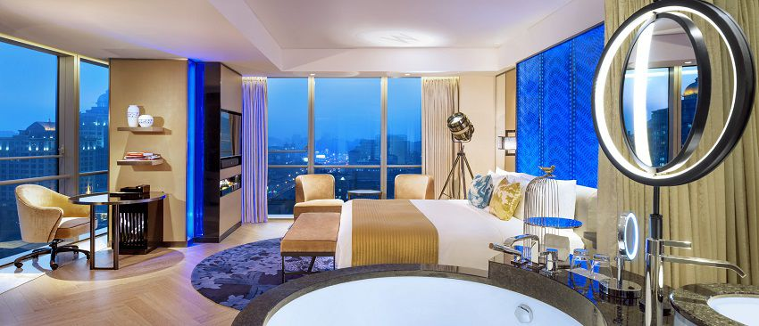 Dornbracht Hotel W Peking