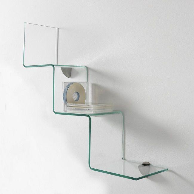 Arreda casa con le mensole di design house mag for Mensola per quadri