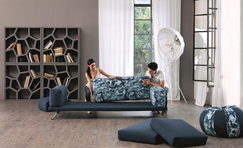 Doimo Salotti under 2.0 divano