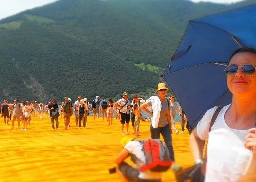 chiara tenca padiglionb the floating piers top